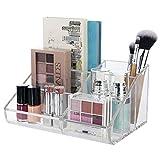Premium Quality Plastic Cosmetic Storage and Makeup Palette Organizer (Kitchen)