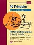 img - for 40 Principles: TRIZ Keys to Innovation [Extended Edition] book / textbook / text book