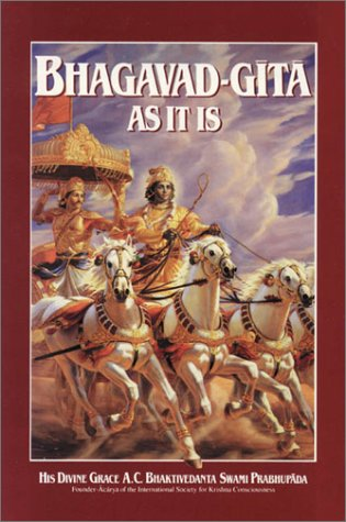 Bhagavad-Gita As It Is089221340X
