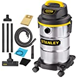 Stanley SL18130 5-Gallon 4.5 Peak Portable Stainless Steel Series Horsepower Wet/Dry Vacuum Cleaner Deals