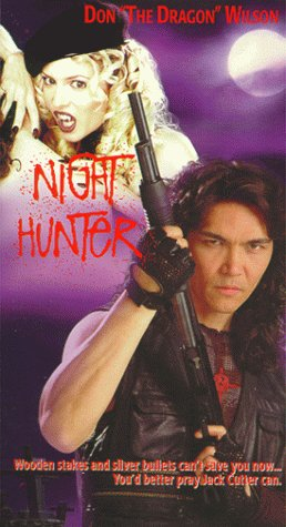 Night Hunter [VHS]