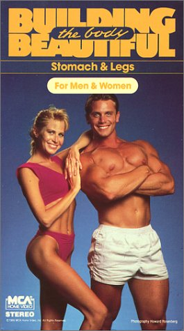 Building Body: Stomach & Legs [VHS] [Import]