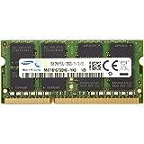 Samsung DDR3L-1600 SODIMM 8GB/1Gx64 CL11 Samsung Chip Notebook Memory (M471B1G73QH0-YK000) (Tamaño: 8 Gb)