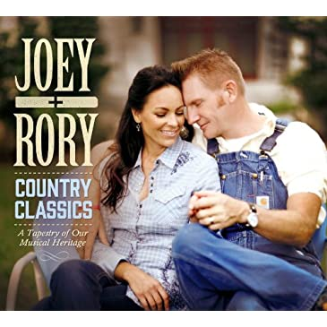 Joey + Rory Country Classics CD