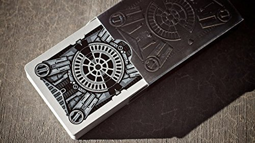 Deck ONE (version 2) - Industrial Edition Playing Cards by Theory11 by Theory