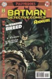 img - for Batman Detective Comics Annual #10 (Pulp Heroes, Volume 1) book / textbook / text book