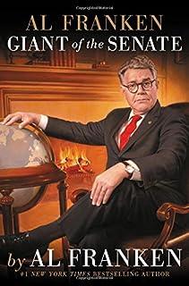 Book Cover: Al Franken, Giant of the Senate