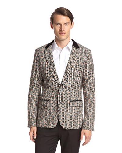Mr Turk Men's Royce Jacquard Blazer