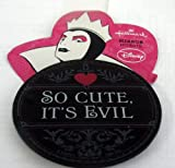 Hallmark Disney Especially Evil DYG9709 Evil Queen Pocket Mirror