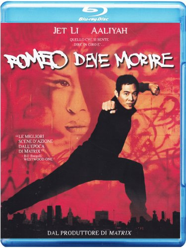 Romeo deve morire [Blu-ray] [IT Import]
