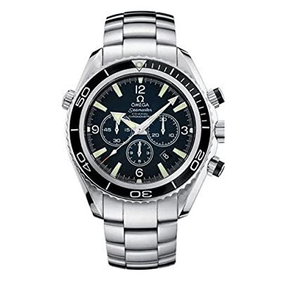 Omega Men's 2210.50.00 Seamaster Planet Ocean Automatic Chronometer Chronograph Watch by Omega