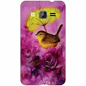 Samsung Galaxy Core Prime Back Cover ( Designer Printed Hard Case)
