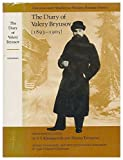 img - for The Diary of Valery Bryusov, 1893-1905 (Documentary Studies in Modern Russian Poetry) book / textbook / text book