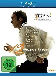 12 Years a Slave [Blu-ray]