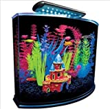 GloFish 29045 Aquarium Kit with Blue LED light, 5 Gallon