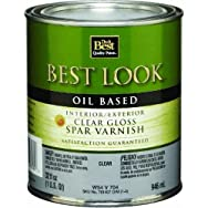 - W54V00704-44 Best Look Spar Varnish-GLS ALKYD SPAR VARNISH