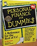 Personal Finance for Dummies (1568841507) by Tyson, Eric
