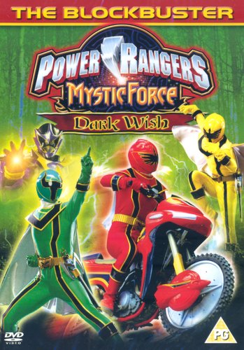 Power Rangers - Mystic Force - Dark Wish [DVD]