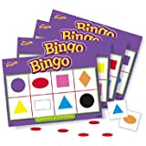 Bingo De Colores Y Formas (Spanish Colors & Shapes) Bingo