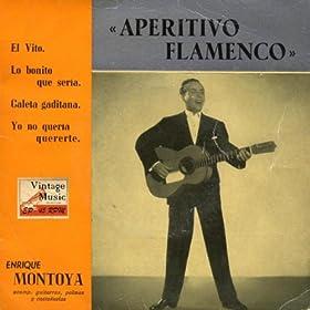 "Vintage Flamenco Rumba N�4 - EPs Collectors ""Aperitivo Flamenco"""