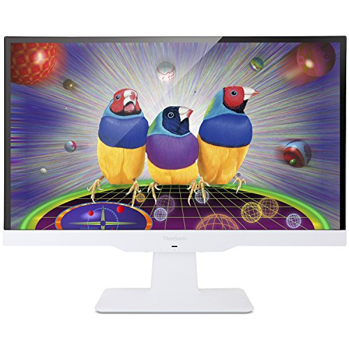 ViewSonic VX2363SMHL-W Ecran PC LED 23″ (58,42 cm) 1920 x 1080 2 ms VGA/HDMI/MHL