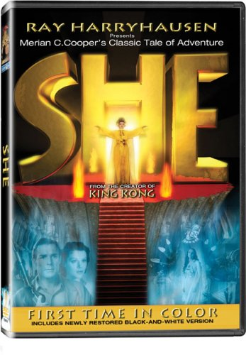 She [DVD] [1935] [Region 1] [US Import] [NTSC]