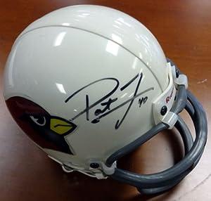 Pat Tillman Autographed Signed Arizona Cardinals Mini Helmet PSA DNA #C71438 by Hollywood Collectibles