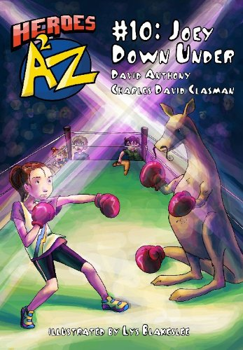 Heroes A2Z #10: Joey Down Under (Heroes A to Z)