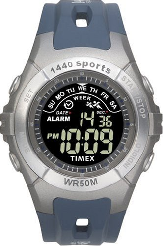 Timex Indiglo Digital Mens Watch T5G911