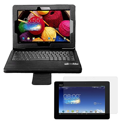 Click to buy Bluetooth Keyboard Folio with Screen Protector for ASUS MeMO Pad FHD 10 ME302C - From only $42