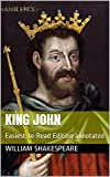 Image of King John: Easiest-to-Read Edition annotated