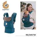 ERGO-エルゴ-】Original Collection Baby Carrier-エルゴベビーキャリア- [BCTLS14NL][ ベビー キッズ おんぶ紐 抱っこ紐 新生児]  カラー:Teal   [並行輸入品]