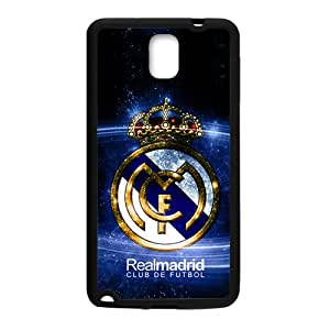 Amazon.com: Realmadrid Club DE Futbol White Phone Case for Samsung