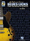 101 Must Know Blues Licks Tab + Cd