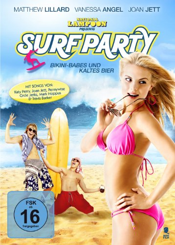 Surf Party - Bikini-Babes und kaltes Bier