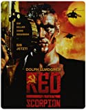 Red Scorpion (1989) UNCUT Limited Steelbook Edition (Blu-ray)