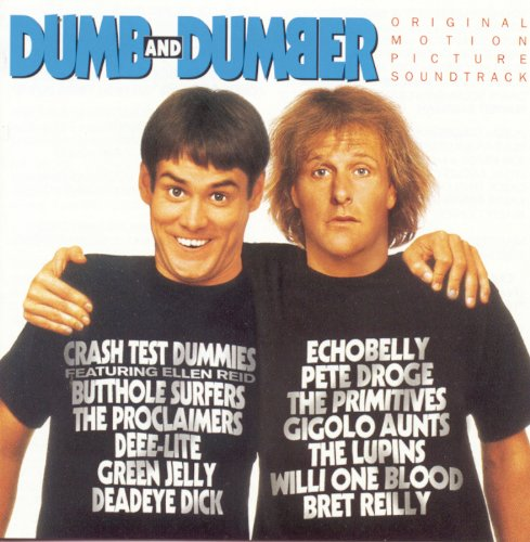 Original album cover of Dumb and Dumber by Original Motion Picture Soundtrack