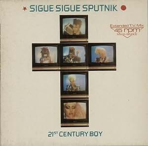 21st century boy (Ext. T.V. Mix, 1986)