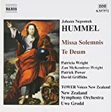 : Hummel: Missa Solemnis in C Major / Te Deum