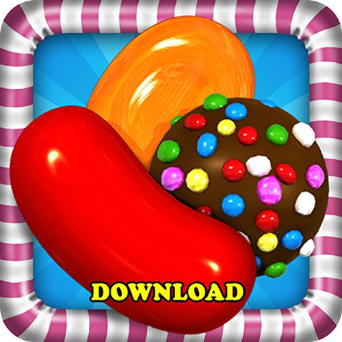 CANDY CRUSH SAGA GAME: HOW TO DOWNLOAD FOR ANDROID, PC, IOS, KINDLE + TIPS (Ios Electronics compare prices)