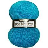 Marriner Double Knit 100G | DK Yarn/Wool | Acrylic (Turquoise)