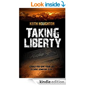 Taking Liberty - (Gabe Quinn Thriller #3)