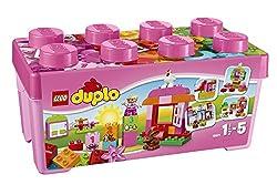 LEGO DUPLO 10571 Große Steinebox Mädchen