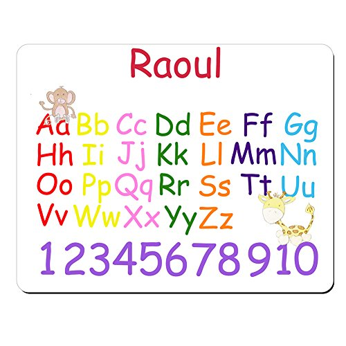 raoul-personalised-kids-alphabet-and-numbers-educational-premium-mouse-mat-5mm-thick