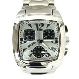 [フォリフォリ]FOLLI FOLLIE ウオッチ 腕時計 トノー クロノグラフ シルバー/ホワイト WF4T0033BESSZ[並行輸入品]