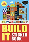 Build It Sticker Book (Sticker by Numbers)