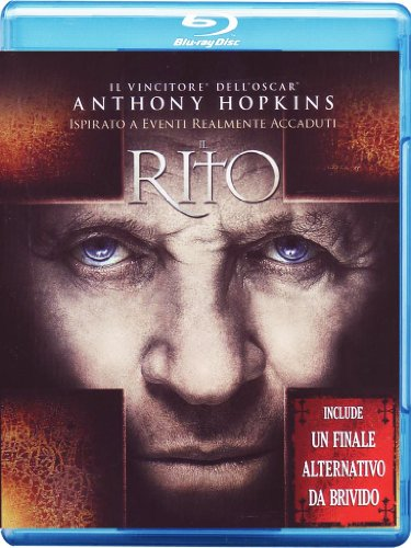 Il rito [Blu-ray] [IT Import]
