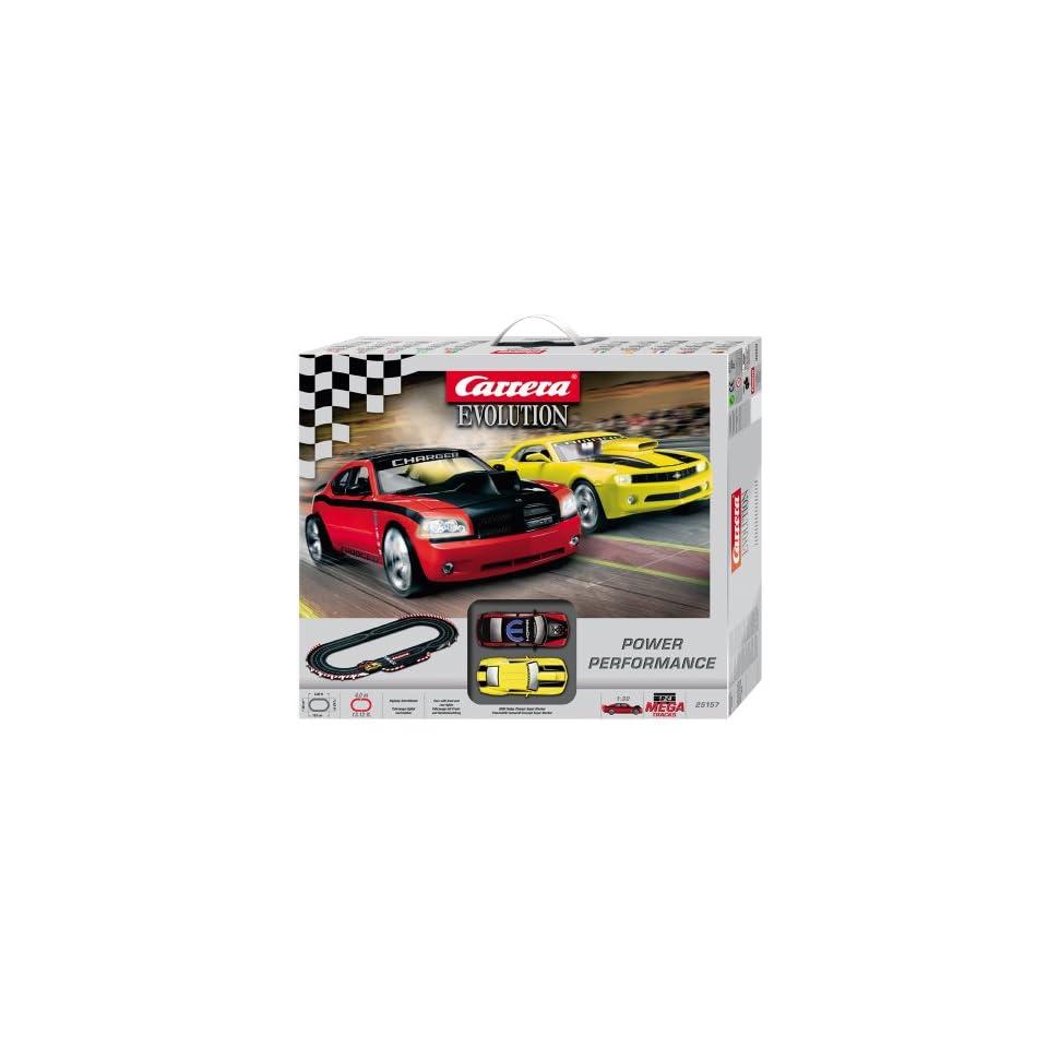 Carrera Evolution Power Performance Race Set