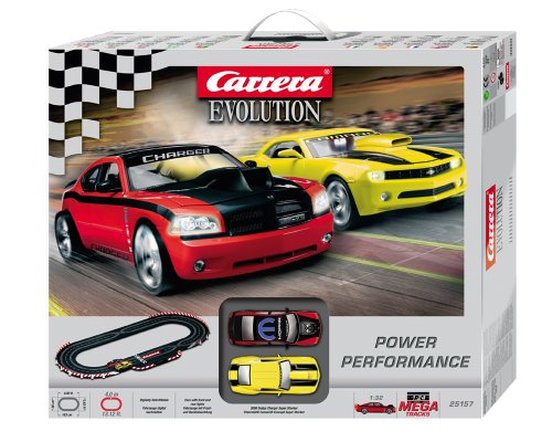 Carrera Evolution Power Performance Race Set