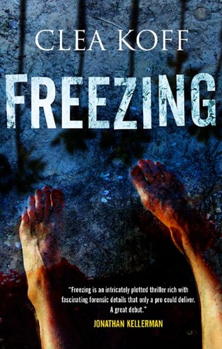 Freezing (Jayne and Steelie Mysteries)